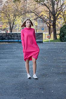 "Detské oblečenie - Teplákové šaty ""mama a dcéra"" ♥ Cleo - 11236708_"