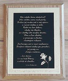 Obrazy - darček pre úžasné ženy :-) - 11236840_