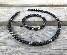 Šperky - Set - náhrdelník a náramok - 11236471_