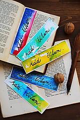 """Iné - Sada záložiek """"Rád čítam."""" - 11236987_"""