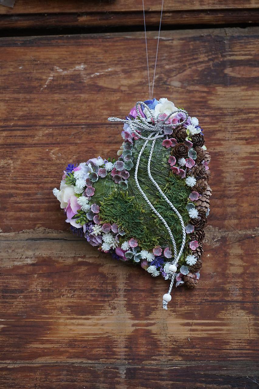 Srdiečko - Tu býva láska