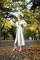 Kabáty - Kardigan MOCCA cream - 11235849_