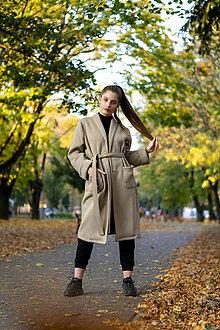 Kabáty - Kardigan MOCCA light brown - 11235429_
