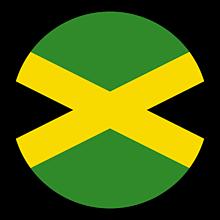 Odznaky/Brošne - Jamajka vlajka - 11237485_