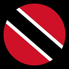 Odznaky/Brošne - Trinidad a Tobago vlajka - 11237512_