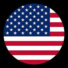 Odznaky/Brošne - USA vlajka - 11237515_