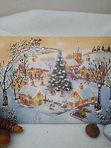 Obrázky - Vianočný obrázok - 11238279_