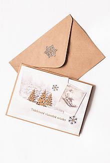 Papiernictvo - Požehnané vianočné sviatky - 11238747_