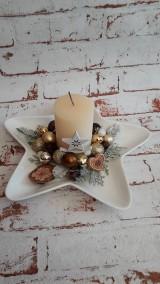 Dekorácie - Vianočná dekorácia - 11239828_