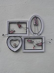 Obrazy - Variácie lásky - 11240248_