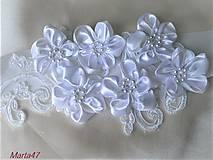 Opasky - Svadobný opasok - 11241998_