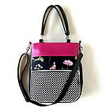 Veľké tašky - Taste it! - Zipp - S bodkami a s kvetom - 11240508_