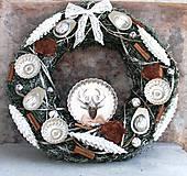 """Dekorácie - """"Vianoce u Willibalda"""" - 11240110_"""