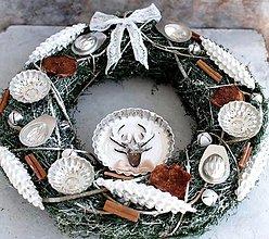 """Dekorácie - """"Vianoce u Willibalda"""" - 11240103_"""
