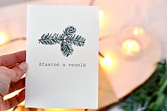- Vianočná pohľadnica - 11239348_