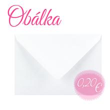 Papiernictvo - obálka biela - 11241337_