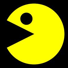 Odznaky/Brošne - Pacman - 11240699_