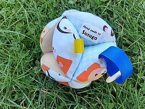 Hračky - Susugo úchopová lopta. - 11242173_