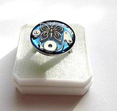 Prstene - Prsten steampunk - chirurgická ocel 20 mm - 11243233_
