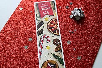 Papiernictvo - Vianočná - 11243484_