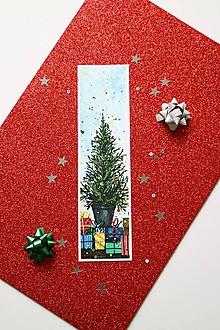 Papiernictvo - Pod vianočným stromčekom - 11243532_