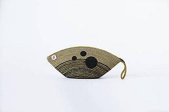 Taštičky - Taštička olivová - 11244985_