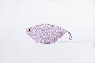 Taštičky - Taštička fialová - 11245056_