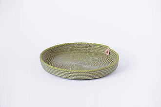 Košíky - Ošatka olivová - 11245123_