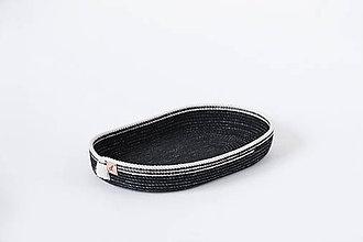 Košíky - Ošatka černá - 11245132_