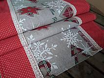 Úžitkový textil - Vianočná štóla - 11244148_