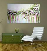 Obrazy - Kvety v dúhe II - 11246144_