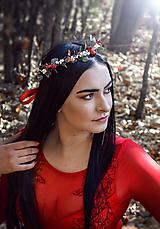 Ozdoby do vlasov - VENČEK DO VLASOV - kvetinový - 11245458_