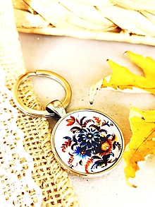 Kľúčenky - Kľúčenka Krišpín - 11245905_