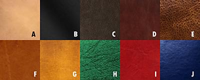 Papiernictvo - Kožený zápisník A5/A6 (A6 Iná farba (B,C,D,E,F,G,H,I,J)) - 11244251_
