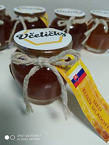 Potraviny - Súdok medu - 11244414_