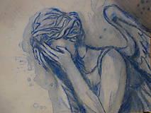 Kresby - Anjel smútku - 11244304_