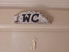Dekorácie - drevená tabulka - 11246131_