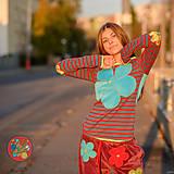 Tričká - Origo tričko kvet - 11244604_