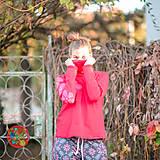 Tričká - Origo rolákoško kvety - 11244637_
