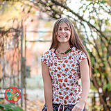 Tričká - Origo tričulko easy perníky Vianoce - 11244715_
