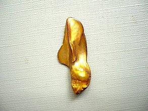 Minerály - Říční perla biwa 29 mm, č.2f - 11243089_