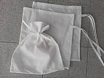 Úžitkový textil - Eko Zero Waste nákupné vrecúško. - 11244882_
