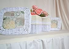 Košíky - Krabičky s poklopom MIRINA / sada - 11243998_