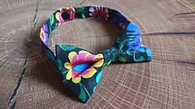 Doplnky - Detský motýlik - 11247305_
