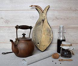 Pomôcky - Lopár - rybka II. (35 x 15 cm) - 11247458_