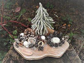 Dekorácie - Vianočná dekorácia - 11248125_