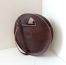 Kabelky - Kožená kabelka Ronda - 11247996_