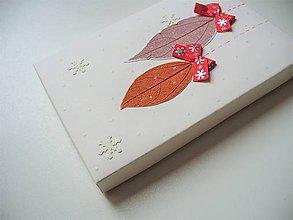Krabičky - vianočná krabička - 11248709_
