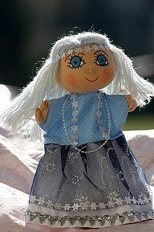 Hračky - Maňuška. Bábika Zinka, štvrtá víla zo série 4 ročné obdobia - 11248433_