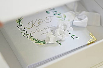 Papiernictvo - Svadobný set - 11247545_